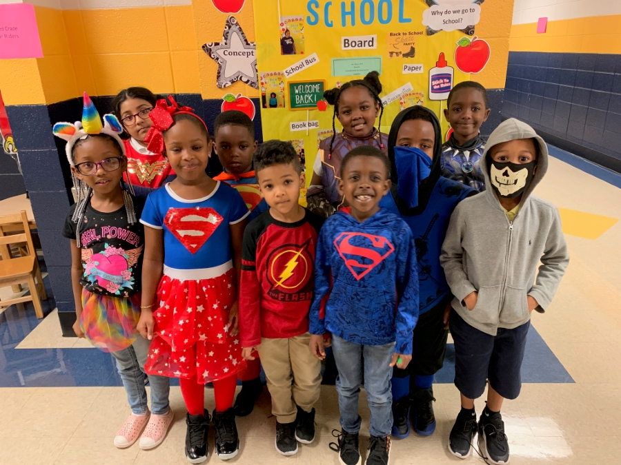 Red Ribbon Week-Super Heroes